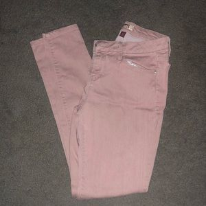 Jeans-Rose colored